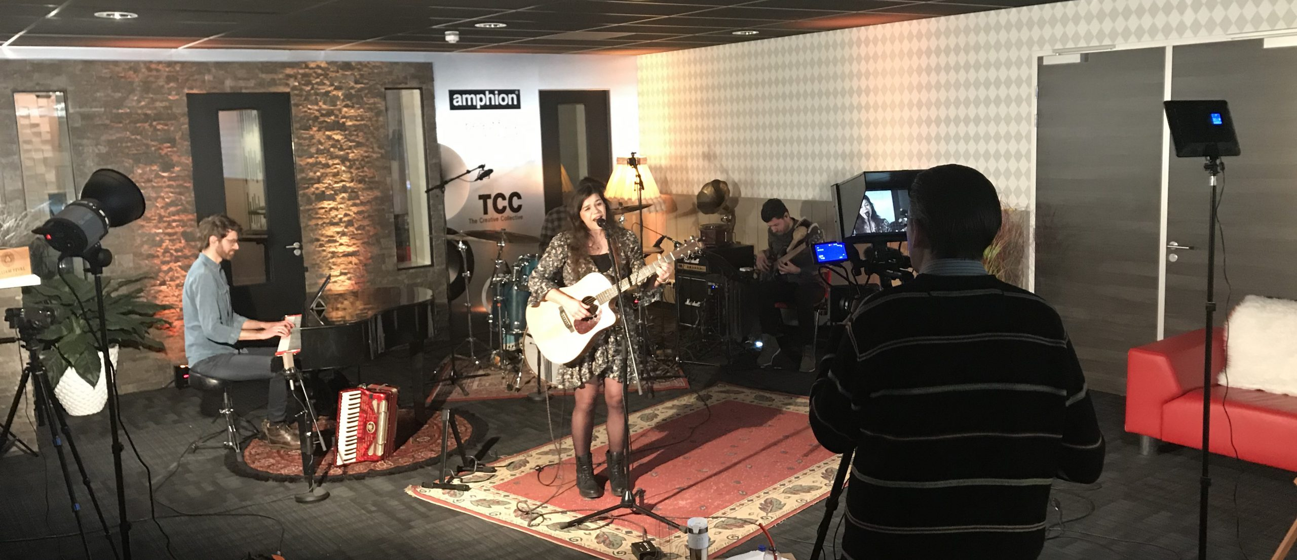 TCC videostreamset